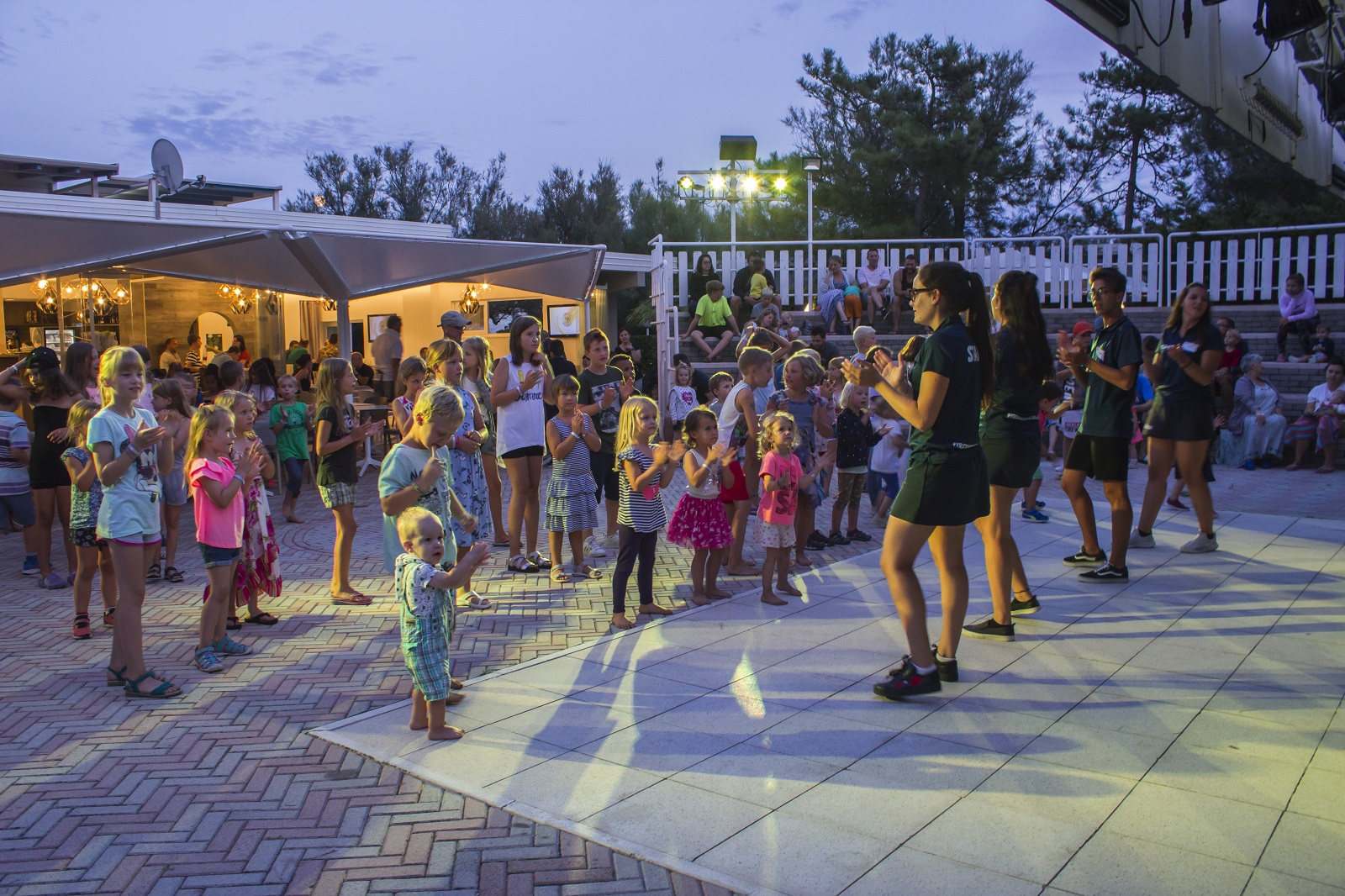 Mini-disco-Park-Gallanti-Bambini