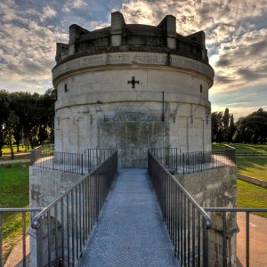 01_Ravenna_Mausoleo_di_Teodorico