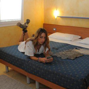 9-Bungalow-Schlafzimmer