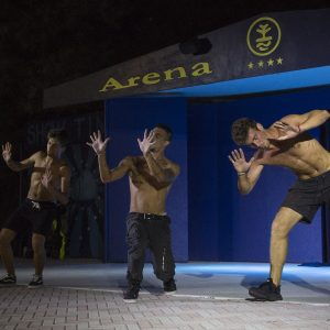 Night-Unterhaltung-Park-Gallanti
